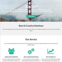 BizCorp Template Wordpress By Theme Country