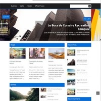 Tagazine Template Wordpress By Theme Country