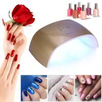 Sun 9x led nail dryer led lamp uv lampu pengering kutek led gel polish