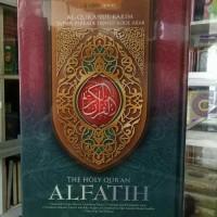 Alquran Al Fatih besar A4 - Al Quran Tajwid Terjemah Per Kata Alfatih