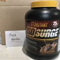Mutant Iso Surge 5lb whey Protein isolate