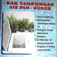 Smart Home Appliance Kran air Otomatis serba Guna tanpa listrik