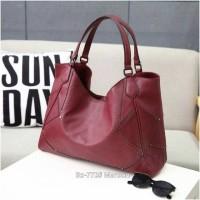 ZARA Tote Bag Zara Studded Zaskia ▫Seri : BZ-772#