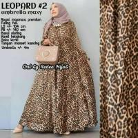 Jual Gamis Leopard cuci gudang Murah