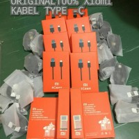 KABEL DATA CHARGER XIOMI TYPE C MI 5 MI 4C ORIGINAL 100% TERMURAH
