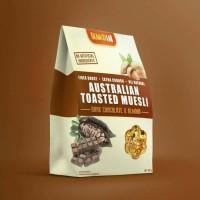 Jual Granola Snack Sehat Makanan Sehat Muesli Murah