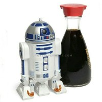 Jual R2-D2 Star Wars Soy Sauce Bottle Heart Art Collection R2d2 Murah