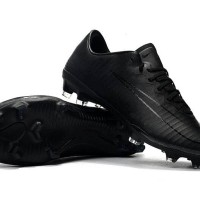 Sepatu Bola Nike Replika Premium Mercurial Vapor X FB Black IG (BNIB)