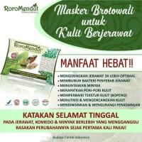 Roromendut Masker Khusus Jerawat/ Roro Mendut Brotowali Original BPOM