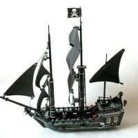 Blok Lego 1006 Lepin Pirates Of The Caribbean Black Pearl