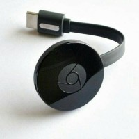 DONGLE GOOGLE CHROME CAST 2 WIRELES HDMI DISPLAY RECIEVER - DONGLE