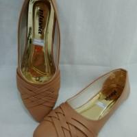 Flat shoes sepatu wanita 38