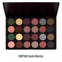 J.Cat 24 Eyeshadow Palette Santa Monica