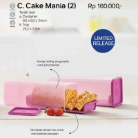 Tupperware Cake Mania (1 Pcs)