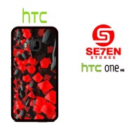 Harga casing htc one m9 black red tablet custom | Hargalu.com