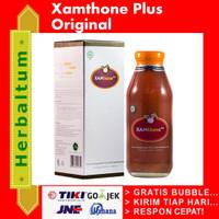 Xamthone Plus Ori - 350ml - izin BPOM - Minuman Ekstrak Kulit Manggis