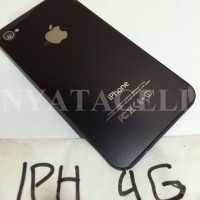 Back Door iPhone 4 4G A1332 /Backdoor Baterai Tutup Belakang Origina