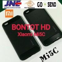 CASING ORIGINAL HP XIAOMI Mi5C Mi 5C CASE IPAKY CARBON FIBER ARMOR B