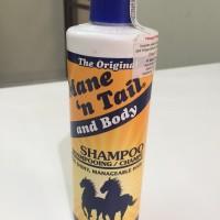 Jual Shampoo Mane n Tail / Shampo Kuda Original 355ML Murah