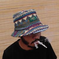 TANYAKAN STOCK TERLEBIH DAHULU Jackston Topi Bucket Boater Hat Hawaii