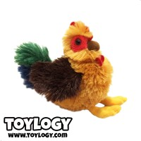 Harga boneka hewan ayam mini hawai chicken stuffed plus animal doll 5 | WIKIPRICE INDONESIA