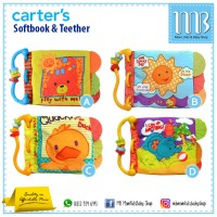 Jual Softbook / Teether book Carter's Murah