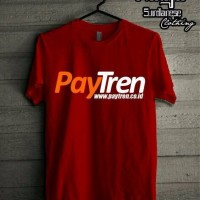 Kaos Paytren www paytren co id Kualitas Di Jamin Distro