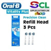 Oral B Vitality Precision Clean Refill Head (3 Pcs)
