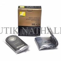 TERBATAS Wireless Remote Control Nikon ML-L3 for D50, D70, D600, D5100