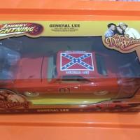 Johnny White Lightning The Dukes Of Hazzard General Lee 1:25