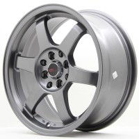 Velg te37-jd614 hsr ring 16x7 pcd 8x100-114.3 offset40