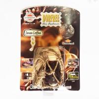 Dorfree Car & Home / Parfum Pewangi Ruangan Mobil - Java Coffee / Kopi