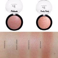 Elf Cosmetics Baked Blush Peachy Cheeky Pinktastic