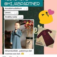 LIMITED EDITION Baju Gamis Anak / Jubah Anak / Koko 1 - 5 THN HOTS PRO