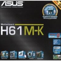 Motherboard Asus H61 MK DDR3 LGA 1155