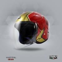 helm iron keren