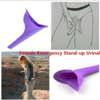 Sale PEZ Female Travel Urinal | Corong Alat Bantu Pipis / Kencing