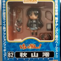 Nendoroid Akiyama Mio K-ON! K-ON Action Figure NEW MISB