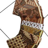 Kain Panjang Katun Cap Cent Motif Jawa, Sunda, dan Modern