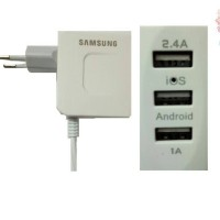 CHARGER MERK UNIVERSAL 3.4A /CHARGER HP/XIAOMI/OPPO/SAMSUNG