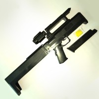 Pistol tembakan Mainan Airsoft air softgun Kokang mp3