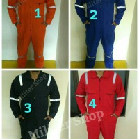 Jual Wearpack/Overall/Baju Safety/Seragam Bengkel/Seragam Proyek/Baju Kerja Murah