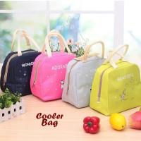 Hot Item Tas Lunch Bag Motif Unik / Cooler Bag Motif Lucu Terbaik