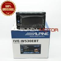 Headunit ALPINE IVE-W530 EBT ( Dijual Oleh Trusted Sunda Motor )