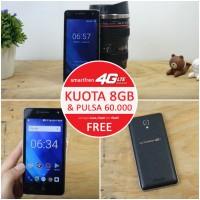 Smartfren Andromax A2 Baterai 4000mah 4g Lte Quadcore - Smartphone 4g
