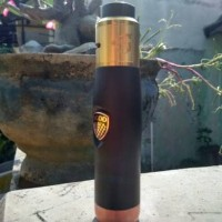 Jual Vgod Elite Mechanical Mod with pin and per silver Murah
