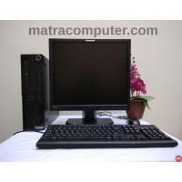 """Paket komputer lenovo core i3 m71e - LCD 19"""" square - keyboard mouse"""
