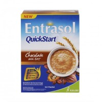 Entrasol Quick Start Cereal Chocolate 5X30 G