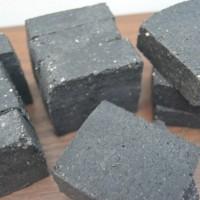 Jual Activated Charcoal & Sea Salt,Detox Acne Scrub Handmade  Murah