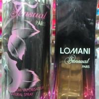 Parfume Lomani Temptation Paris 100 ml Eau de Parfume For Women